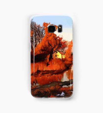 Finn Slough in Autumn Samsung Galaxy Case/Skin