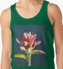 fusia alpine paint brush #1 Tank Top