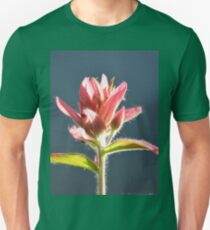 fusia alpine paint brush #1 Unisex T-Shirt