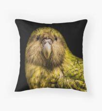 Kakapo - New Zealand Throw Pillow