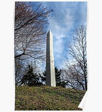 LakeView Monument Poster