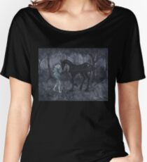 The Thestral Women's Relaxed Fit T-Shirt
