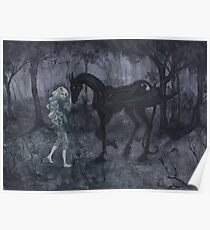 The Thestral Poster