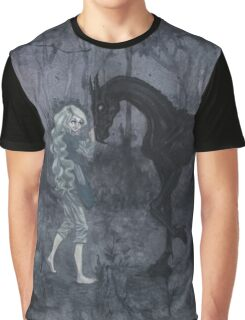 The Thestral Graphic T-Shirt
