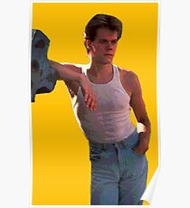Footloose - Kevin Bacon Poster
