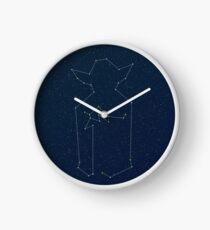 Star Peace Clock