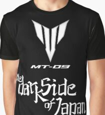 Yamaha MT09 Darkside of Japan Graphic T-Shirt