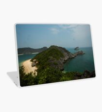 Monkey Island at Halong Bay Laptop Skin