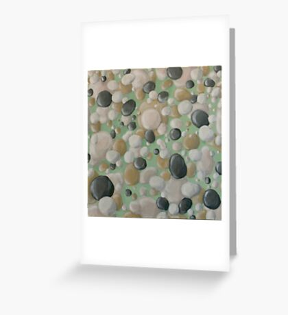 Freshwater Pearls Greeting Card