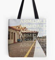 Armidale Railway Station Tote Bag