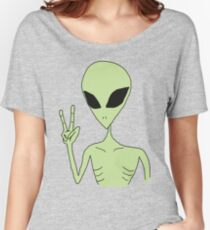 Frieden Alien Baggyfit T-Shirt