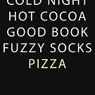 Kalte Nacht von kjanedesigns
