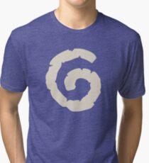 Air Rune Collection (Orlanthi Blue) Tri-blend T-Shirt