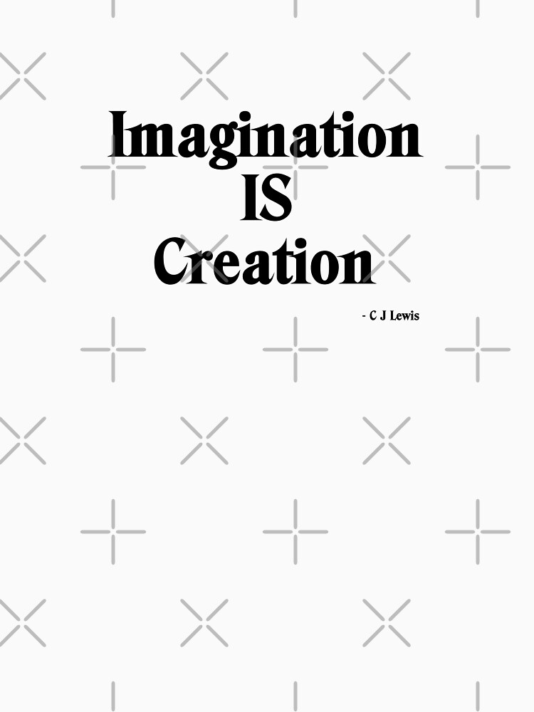 Imagination Is Creation by chrisjoy