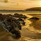 St Finan's Bay, Ireland by Tony Steinberg