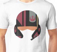 Poe's Helmet Unisex T-Shirt
