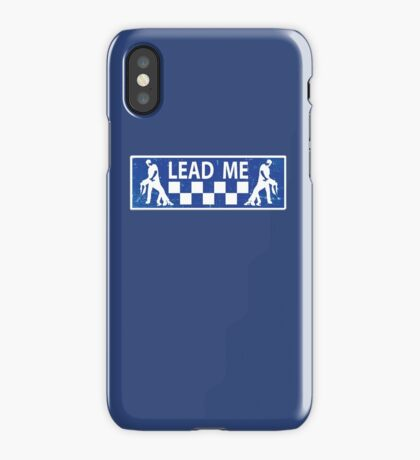 LEAD ME iPhone Case