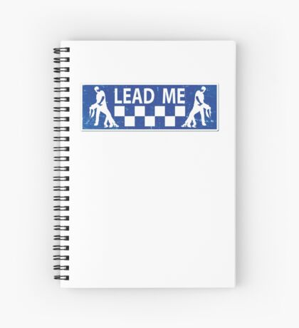 LEAD ME Spiral Notebook