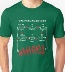 Ork Decishun Fingy T-Shirt