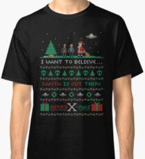Merry X-Mas Classic T-Shirt