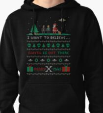Merry X-Mas Pullover Hoodie