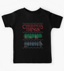 Christmas Things Kids T-Shirt