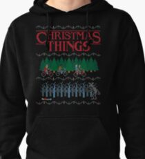 Christmas Things Pullover Hoodie