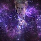Twelfth Doctor Who Galaxy by sandmgaming