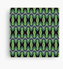 Leafed Spike (VN.370) Canvas Print