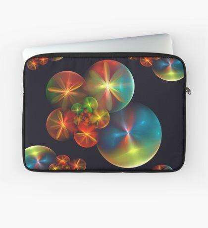 Balloon Flowers Laptop Sleeve