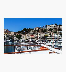 Port de Sóller, Majorca...Love it!!! Photographic Print