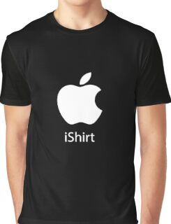 Apple iShirt Graphic T-Shirt