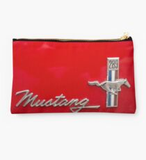 Ford Mustang Studio Pouch