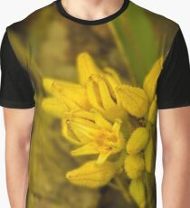 Prickly Conostylis (Conostylis aculeata) Graphic T-Shirt