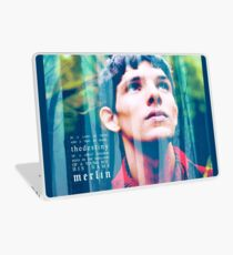 Merlin Laptop Skin