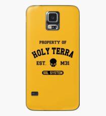 Property of Terra (black) Case/Skin for Samsung Galaxy