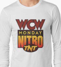 wrestling ring Long Sleeve T-Shirt