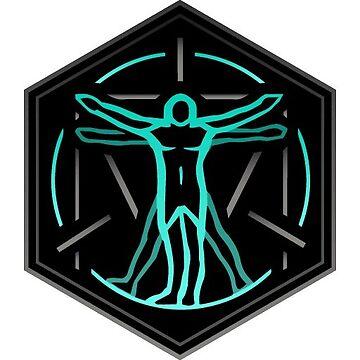 Ingress Founder Badge by MrFoxhead