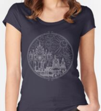 Irithyll Of the Boreal Valley Women's Fitted Scoop T-Shirt
