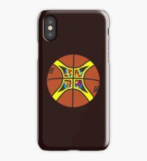 FIBA official basketball, without text iPhone Case