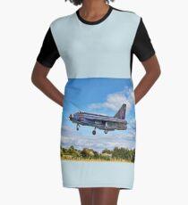 English Electric Lightning Graphic T-Shirt Dress