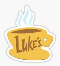 Luke's_3 Sticker
