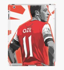 mesut ozil vector iPad Case/Skin