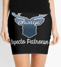 "Expecto Patronum ""Always"" Mini Skirt"