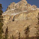 Mountain II by Kathi Huff