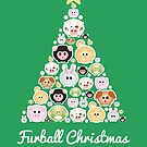 Furball Tree Collection by LorielDesign