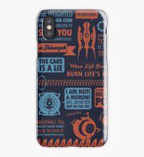 GLaDOS iPhone Case/Skin
