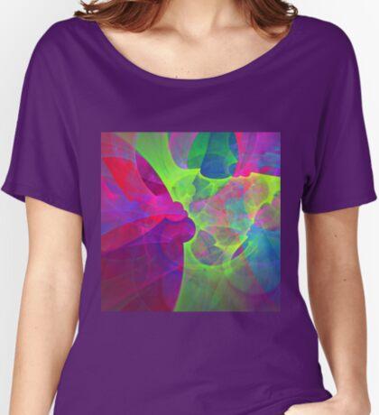 #Fractal Art Relaxed Fit T-Shirt