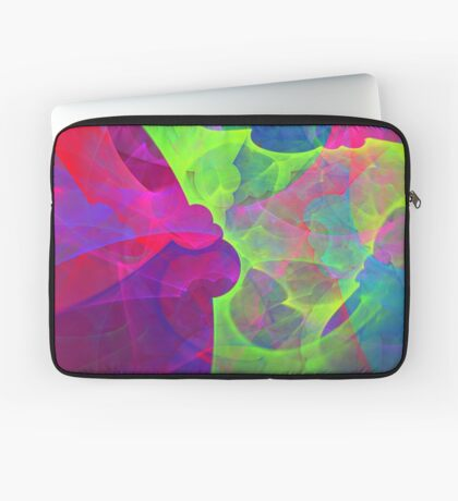 #Fractal Art Laptop Sleeve