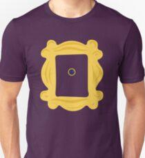 Monica's Door – Friends, Frame, Rachel Unisex T-Shirt